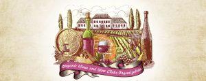 Organic Wine Clubs Header Graphic
